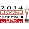 2014 Bronze Stevie Winner